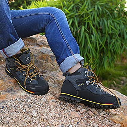 Zapatillas de senderismo antideslizantes para hombre SZMYLED