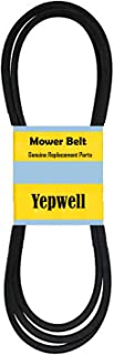 M118685 Lawn Mower Deck Belt OEM Replacement for John Deere Scotts,5/8 inch X 120 inch