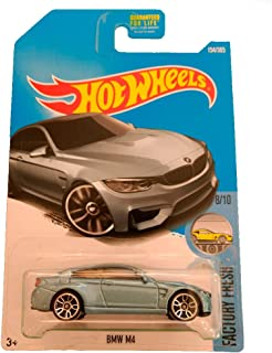 Hot Wheels Factory Fresh 154/365 - BMW M4 Clear Blue (long card)