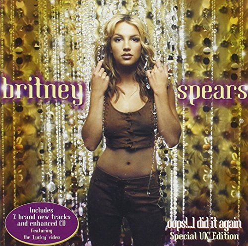 SPEARS, BRITNEY-Oops!...I did it again