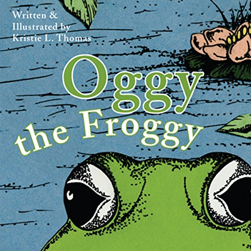 Oggy the Froggy audiobook cover art