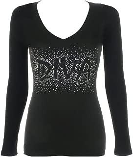 Best diva bling t shirts Reviews