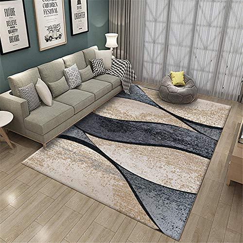 "Habitaciones Juveniles Alfombra Comedor Rectangular Modern Modern More Tinte Resistente alfombras pie de Cama Alfombra para niños 40X60CM 1ft 3.7"" X1ft 11.6"""