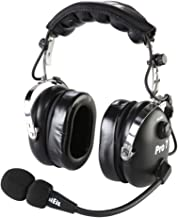 Heil Sound Original PRO7 Black Industrial Headset with Dynamic Microphone, HC-7 Mic Element