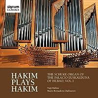 Hakim: Organ Pieces