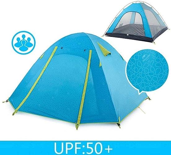 Sortie Udstyr, Tente Classique de Camping de Série de Tente 210T Pour 4 Personnes, Kejing Miao,