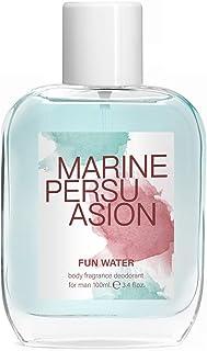 Fun Water Marine Persuasion - Desodorante para hombre (100 ml pack de 2)