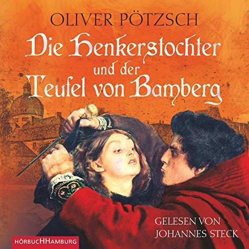 Die Henkerstochter und der Teufel von Bamberg     Die Henkerstochter-Saga 5              By:                                                                                                                                 Oliver Pötzsch                               Narrated by:                                                                                                                                 Johannes Steck                      Length: 20 hrs and 14 mins     12 ratings     Overall 4.7