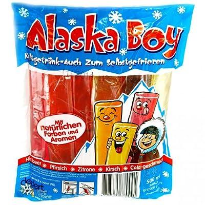 Alaska Boy Icesticks