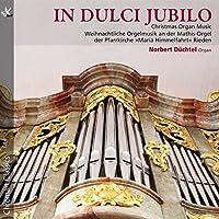 In Dulci Jubilo-Christmas Organ Music