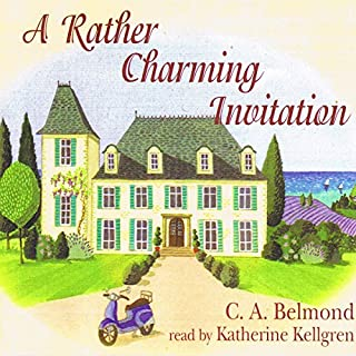 A Rather Charming Invitation                   By:                                                                                                                                 C. A. Belmond                               Narrated by:                                                                                                                                 Katherine Kellgren                      Length: 11 hrs and 58 mins     597 ratings     Overall 4.6