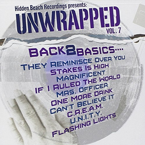 Hidden Beach Recordings Presents: Unwrapped Vol. 7