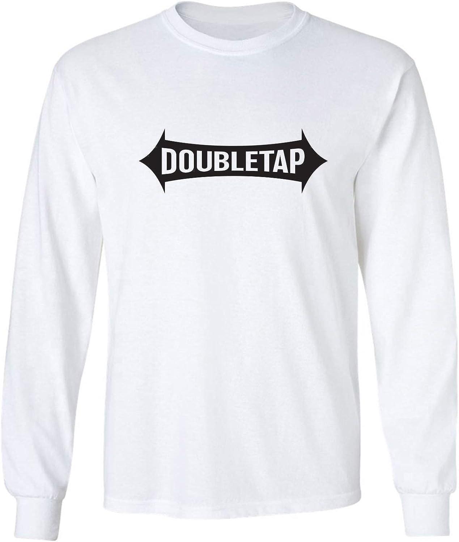 zerogravitee DOUBLETAP Adult Long Sleeve T-Shirt