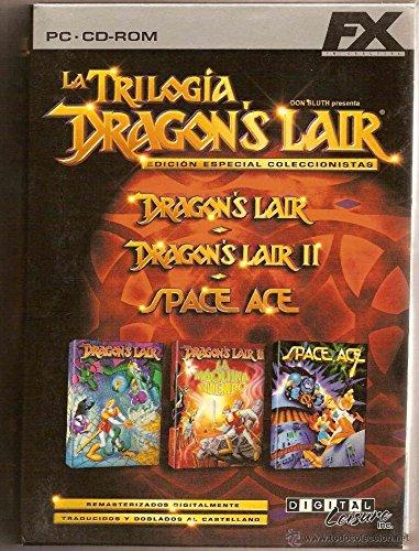 dragons lair la trilogia edicion especial de coleccionista