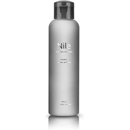Nile 乳液 メンズ レディース セラミド アロエ配合/敏感 乾燥肌 潤い 保湿 フェイスオイル150mL