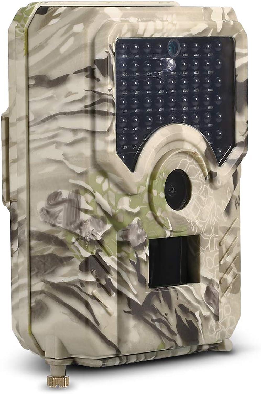 Lixada 12MP 1080P Trail Hunting Game Camera Outdoor Wildlife Scouting Camera with PIR Sensor Infrared Night Vision IP56 Waterproof