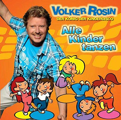 Alle Kinder tanzen - CD: 14 Ohrwürmer für die ganze Familie