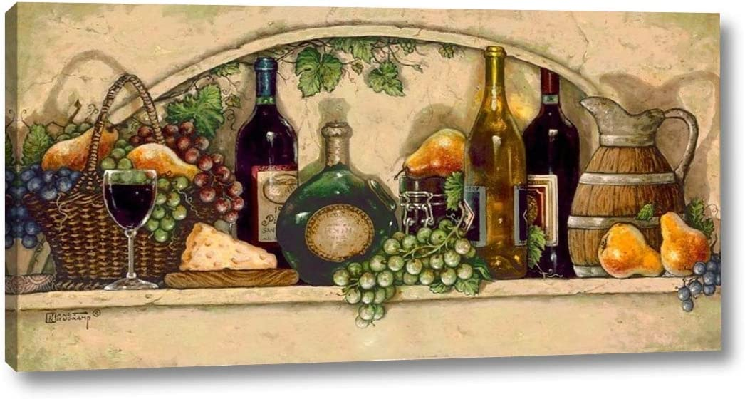 Wine Fruit and Cheese by Janet Wrappe Super Special SALE held 16