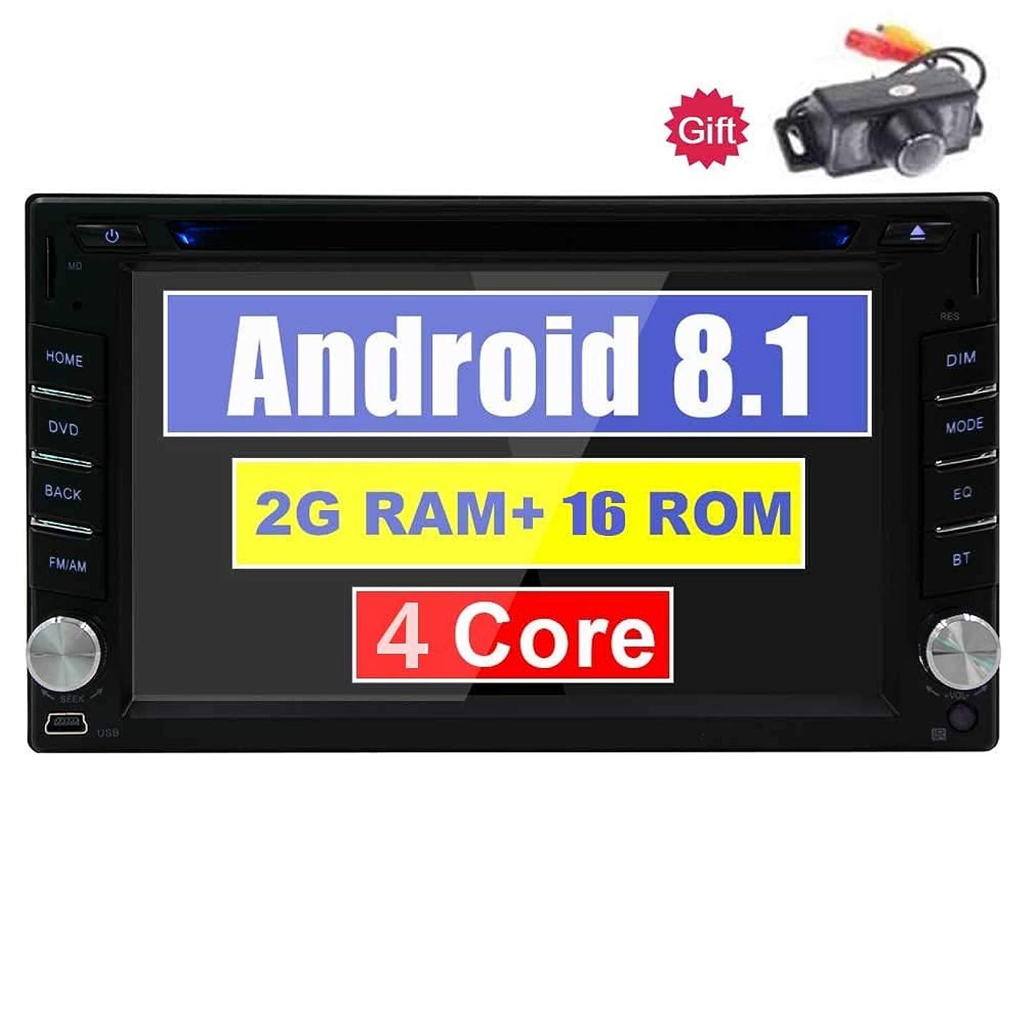 Eincar Android 8.1 Car Stereo 4 Core 2GB RAM 6.2
