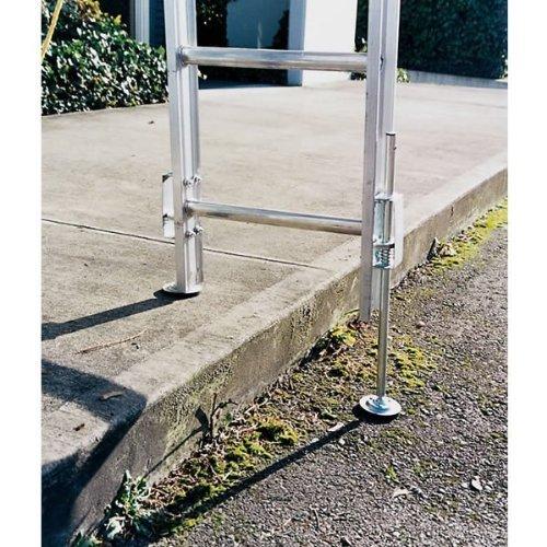 Escalera niveladores LLC 08000 escalera niveladores para extensión escaleras – 600-C: Amazon.es: Bricolaje y herramientas
