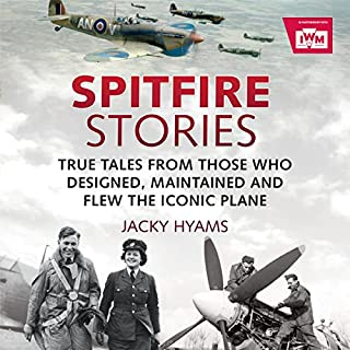 Spitfire Stories cover art