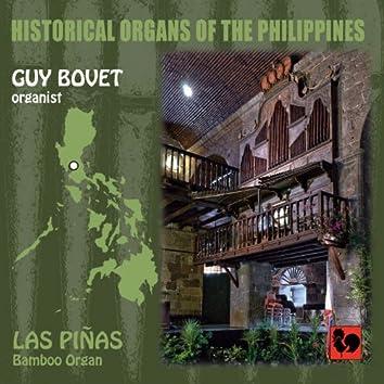 Historical Organs of the Philippines, Vol. 4: Las Piñas (Bamboo Organ)