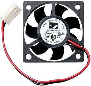 for DaHua DVR NVR VCR Motherboard BGA CPU Cooler Fan 5V,Box Fan 5V, Power Fan 12V Cooling Fan (Side Fan (FD0540-A2212A))