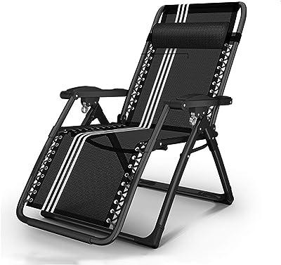 Chaise chaise longue pliante pliable Fauteuil inclinable 4jR5ALcq3