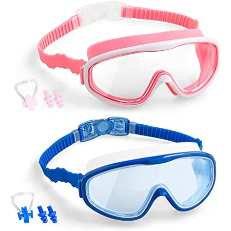 Beco Childs Swimming Goggles Alicante 4 PINK//BLUE NEW//OVP Diving Goggles