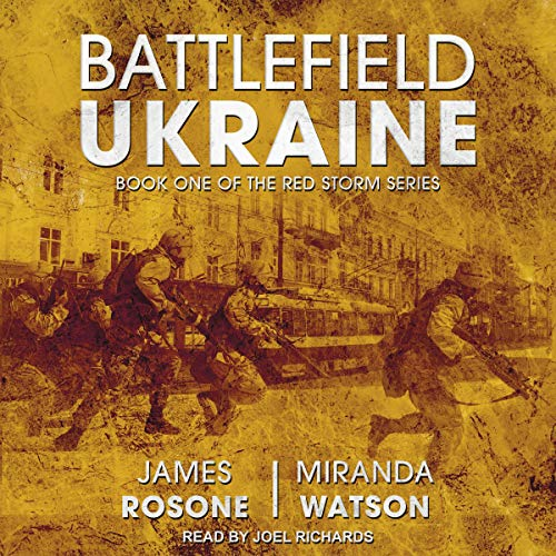 Battlefield Ukraine cover art