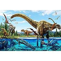 恐竜AGE - パズル300 500 1000 1500 2000 3000 4000 4000 5000大人のための教育的なおもちゃ、品質の母親と子供のおもちゃ 0126 (Color : A, Size : 2000 pieces)