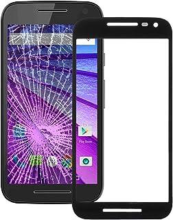 3rd Gen Display Mobile Schermo LCD e Digitizer Assemblea Completa for Motorola Moto G Nero // XT1541 // XT1542 Color : Black
