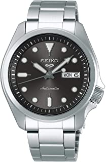 Seiko Sport 5 Facelift Automatic Stainless Steel Watch SRPE51K1