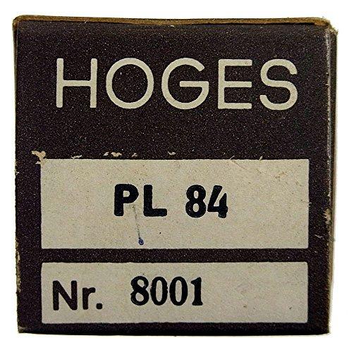 NEW TUBE: Elektronenröhre (TV) PL84 Hoges ID14316