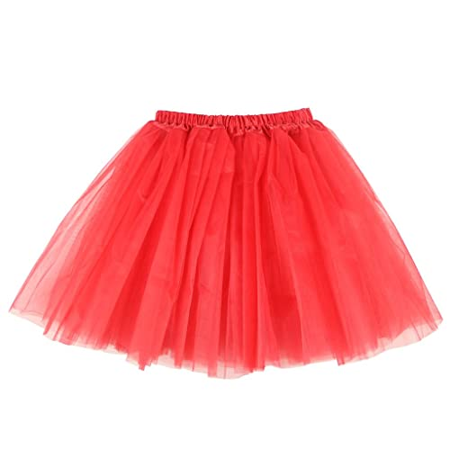 c8299512ef buenos ninos Women's Adult Tutu Skirts Petticoat Ballet Dress-Up Fancy  Dress Mud Run Hen
