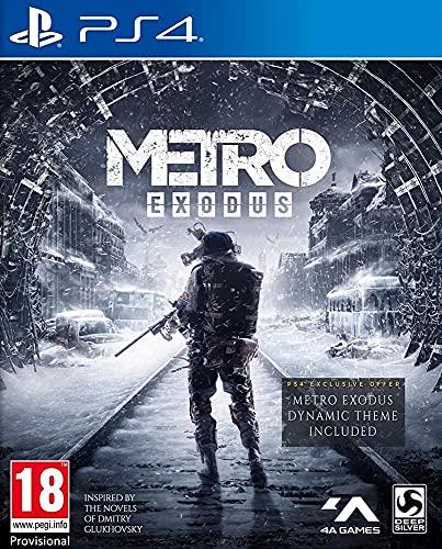 Metro Exodus - PlayStation 4 [Importación francesa]