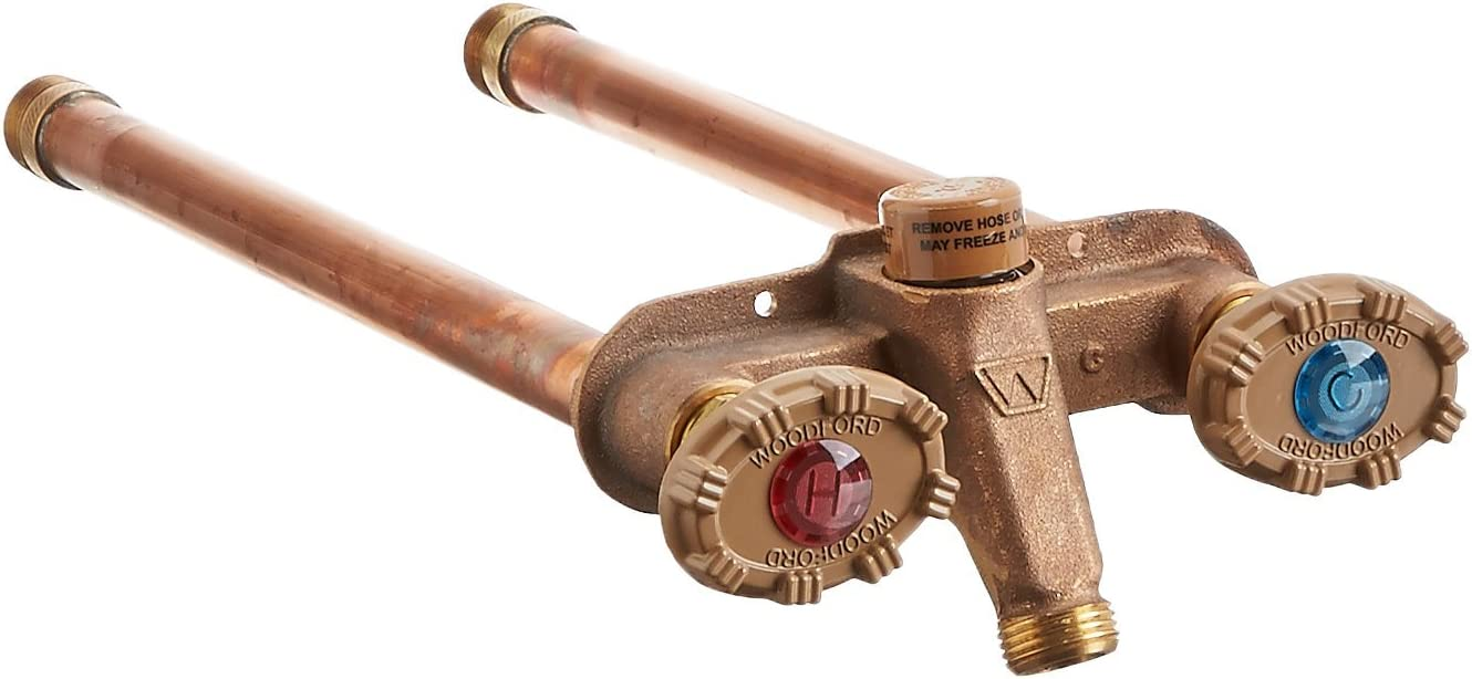 Special sale item Woodford 22CP3-12 Freezeless Excellent Wall Hydrant