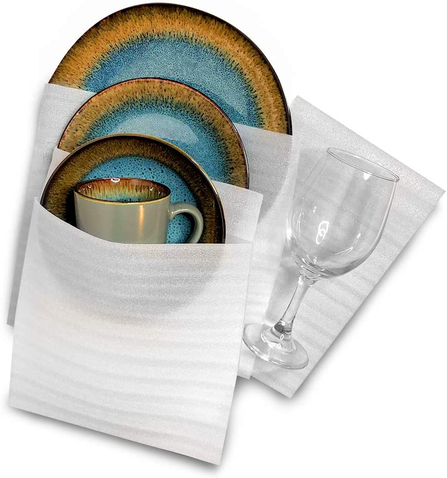 3 Sizes 50pc PREMIUM Lowest price challenge Cushion Foam Sheets or for favorite Pouches Packin