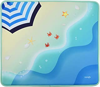 CM Multifunction Soft Neoprene Swimming Pool Mat Poolside Seating Mat Pool Cushion Pad Beach Mat for Beach Swimming Pool, ...