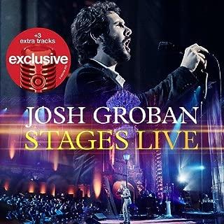 NEW / Josh Groban Stages Live with 3 Bonus Tracks Deluxe