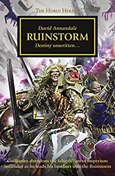 Ruinstorm (The Horus Heresy Book 46) by [David Annandale]