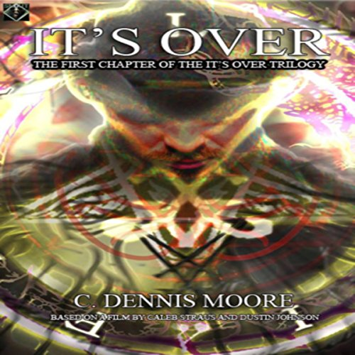 It's Over audiobook cover art