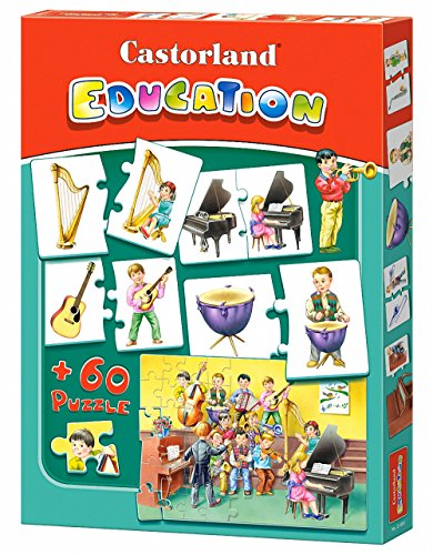 Castorland Instruments Premium Educational Jigsaw