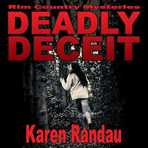 Deadly Deceit audiobook cover art