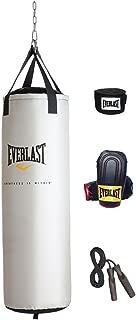 Everlast 80Lb Heavy Bag Kit