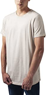 Urban Classics Shaped Long Cold Dye Tee T-Shirt Uomo