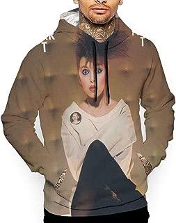 Pat Benatar Get Nervous Man's Pullover Hoodie All-Over Print Sweatshirt Pockets