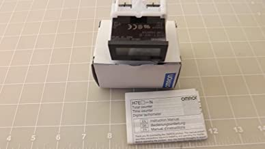 Omron H7ET-NV-B Time Counter T23252