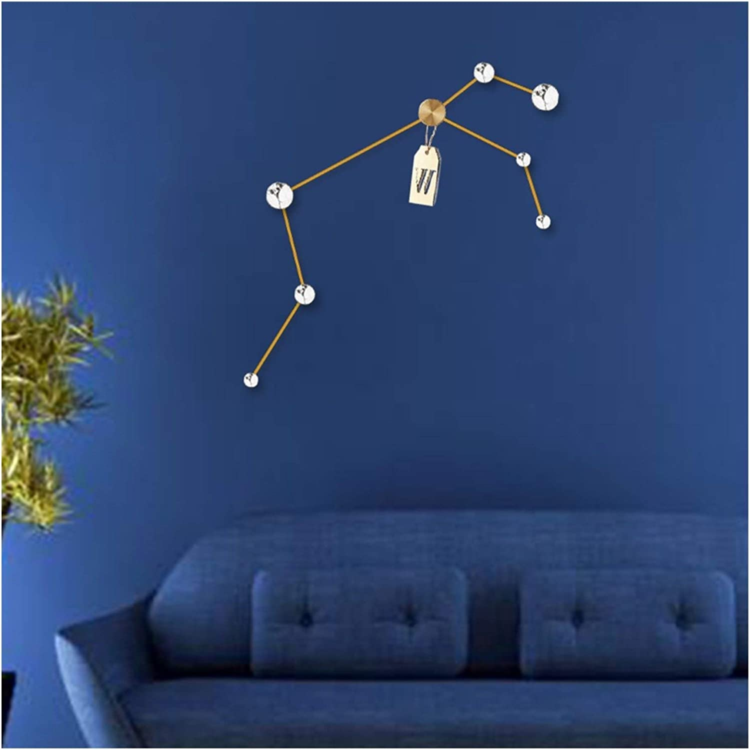 Challenge the lowest price Hong Max 72% OFF Yi Fei-Shop Coat Rack Wall European Mounted Creat