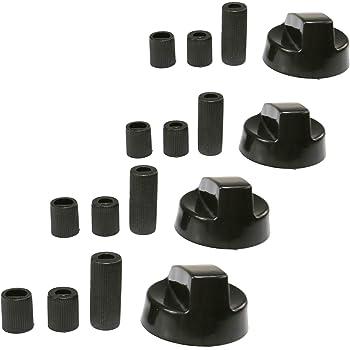 Modèle universal - Noir - Noir, Taille 4